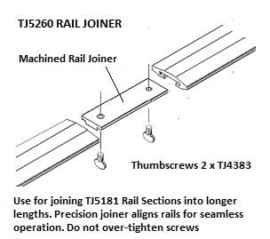 Trakka Guide Rail – TJ5181